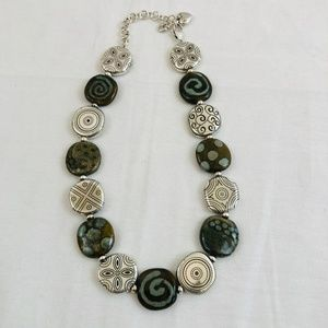 Brighton Kenya Kazuri Necklace